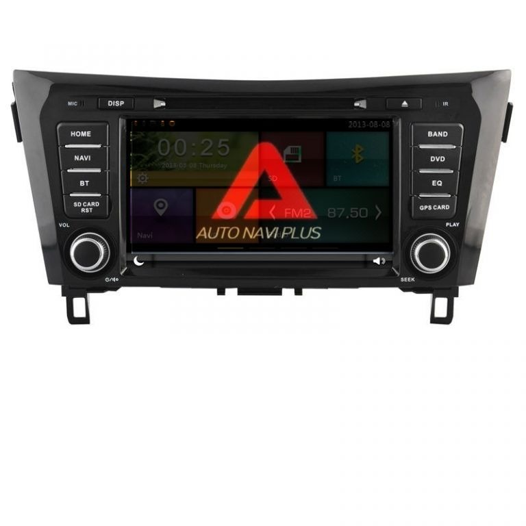 anp car dvd gps navigation for nissan qashqai j11 2013 2016 radio ipod bluetooth audio auto. Black Bedroom Furniture Sets. Home Design Ideas