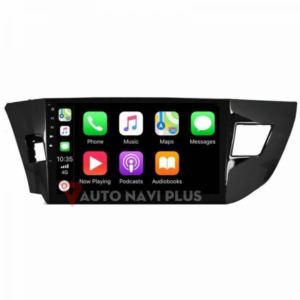Car DVD GPS for Toyota Corolla  2014 - 2019 Apple Car Play Android Auto