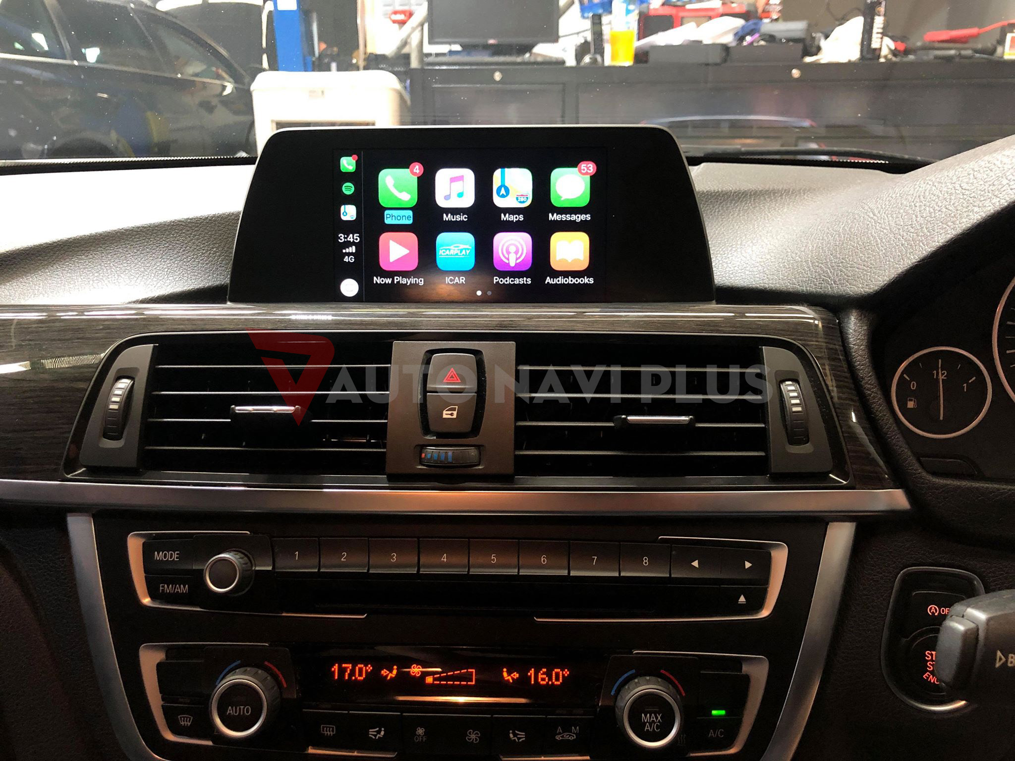 Bmw 3 Series Retrofit Apple Carplay And Android Auto Car Spares Auto Parts Aftermarket Car Parts